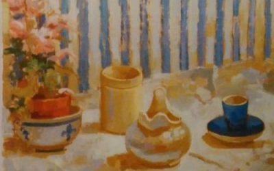 Blending Colors Wet Paint On Wet Paint