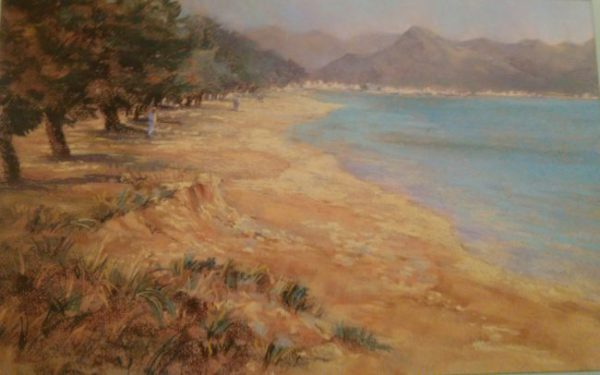 How To Draw Landscapes Using Soft Pastels
