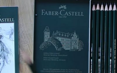 Faber Castell Graphite Pencils Art Set