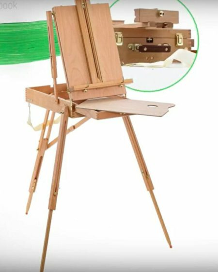 US Art Supply Field easel Coronado