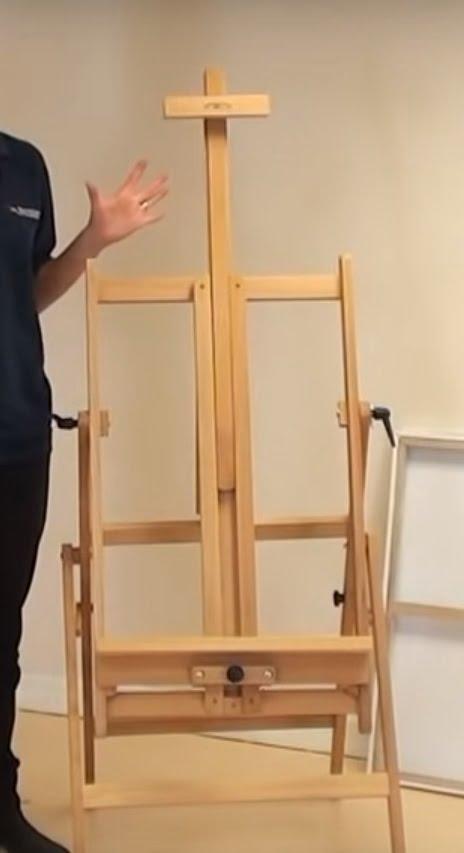 WInsor And Newton Hamilton H-frame easel