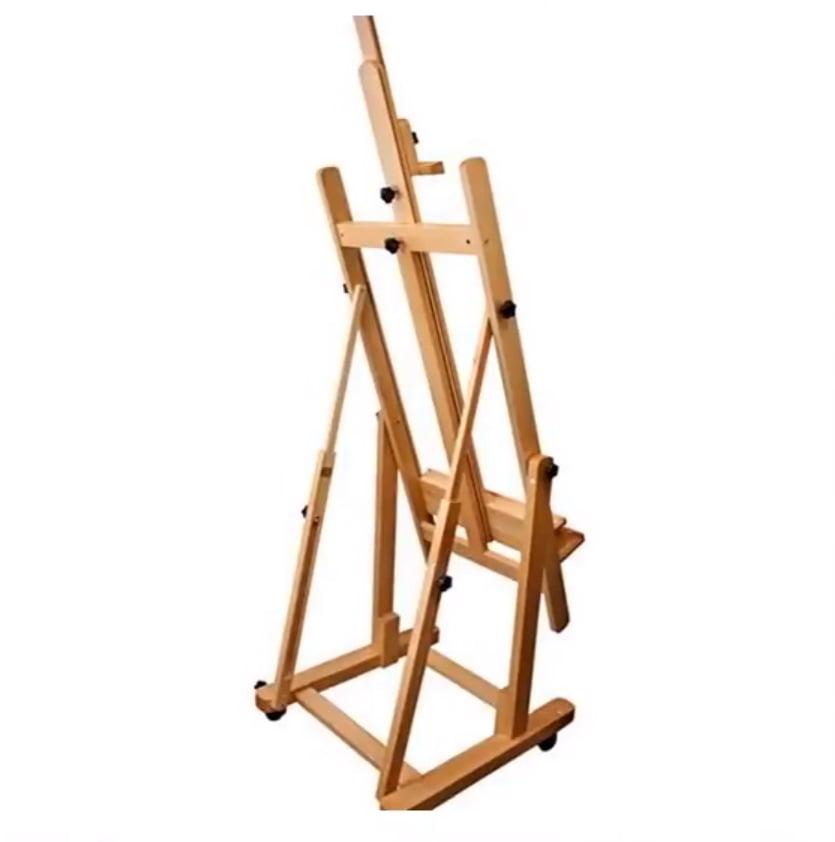 US Art Suppl Malibu H-frame easel