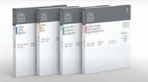 several winsor and newton canvases