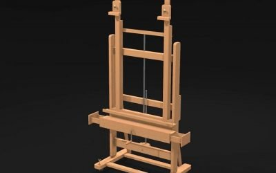 Mabef Studio Easel M/02 Plus