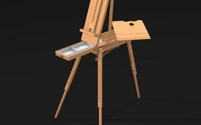 Mabef Artist Sketch Box Easel M/23